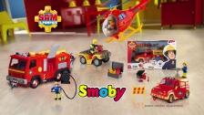 Sam le Pompier véhicules