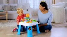 Maison d'éveil et table d'activités Cotoons