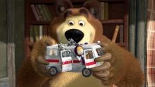 Masha & Michka Ambulance