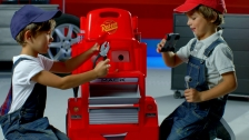Etabli bricolo center et servante Mack Trucks Cars 3