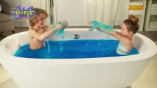 Glibbi bain magique