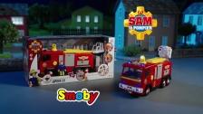 Sam le Pompier - Camion Jupiter 2.0