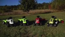 Tracteurs Farmer XL