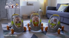 Minikiss Baby Walker 3 en 1 Animal