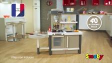 Cuisine évolutive + Cuisine Studio Bubble Pub TV